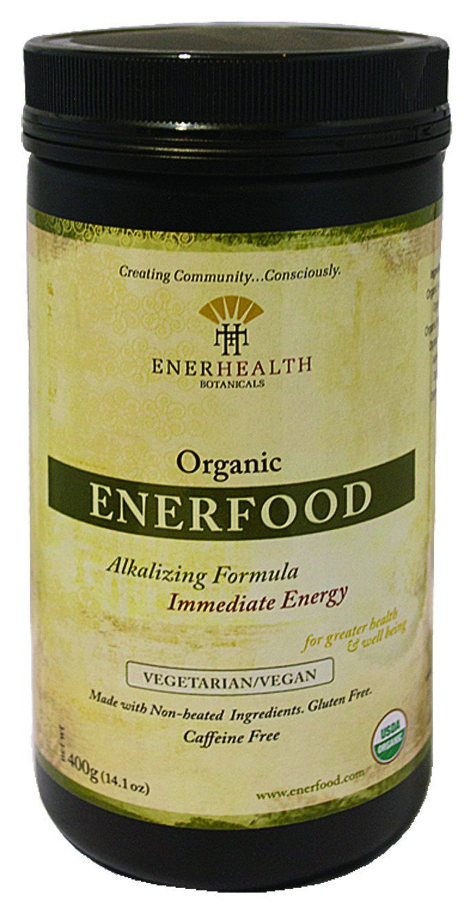 Dietary Supplement - EnerFood Super Green Drink 14 OZ