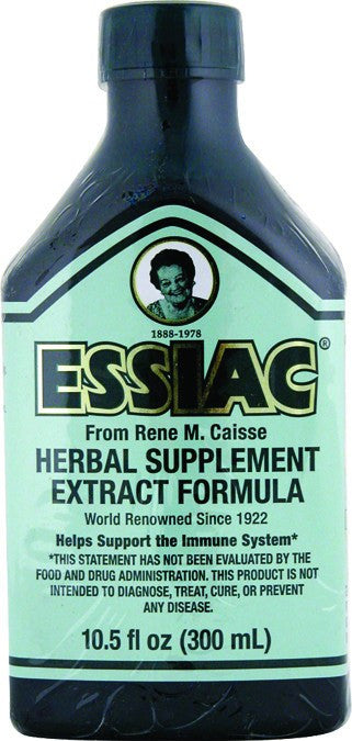 Dietary Supplement - Essiac Tea Liquid 10.5 OZ