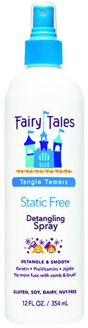Dietary Supplement - Fairy Tales Static Free Detangling Hair Spray 12 OZ