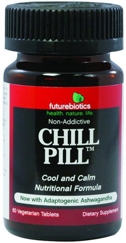 Dietary Supplement - Futurebiotics Chill Pill 60 TAB