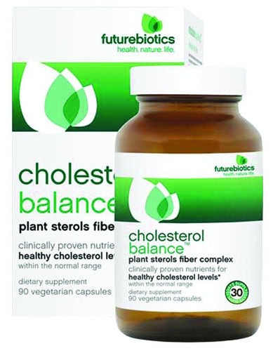 Dietary Supplement - Futurebiotics Cholesterol Balance 90 CAP