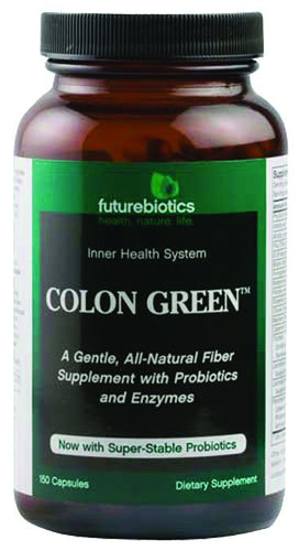 Dietary Supplement - Futurebiotics Colon Green (Inner Health System) 150 CAP