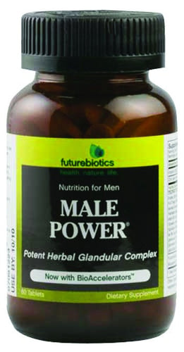 Dietary Supplement - Futurebiotics Male Power 60 TAB