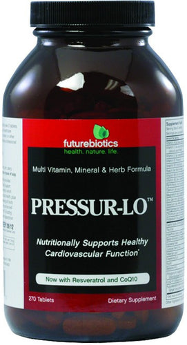 Dietary Supplement - Futurebiotics Pressure Lo 270 TAB