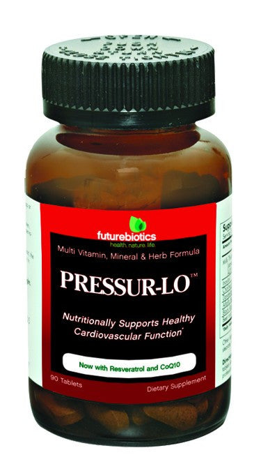 Dietary Supplement - Futurebiotics Pressure-Lo 90 TAB