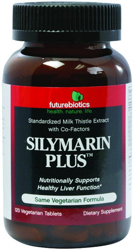 Dietary Supplement - Futurebiotics Silymarin Plus 120 TAB