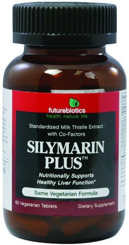 Dietary Supplement - Futurebiotics Silymarin Plus 60 TAB