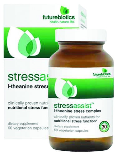 Dietary Supplement - Futurebiotics Stress Assist 60 CAP