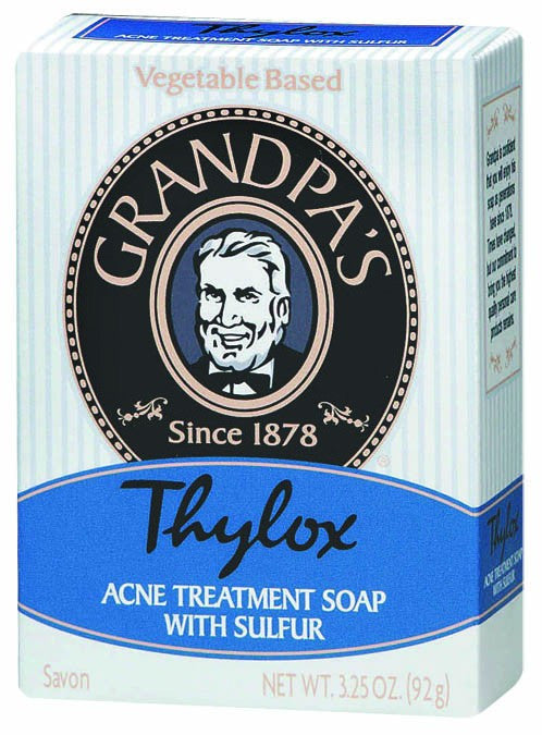 Dietary Supplement - Grandpa's Thylox Soap 3.25 OZ