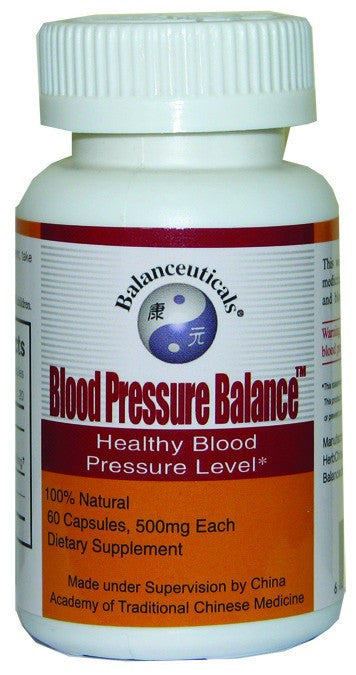 Dietary Supplement - Health King Blood Pressure Balance 60 CAP