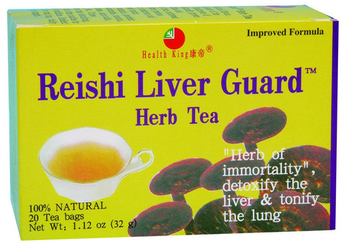 Dietary Supplement - Health King Reishi Liver Guard 20 BAG