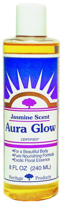 Dietary Supplement - Heritage Products Jasmine Aura Glow 8 OZ