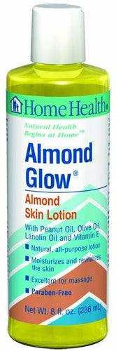 Dietary Supplement - Home Health Almond Glow Skin Lotion 8 OZ