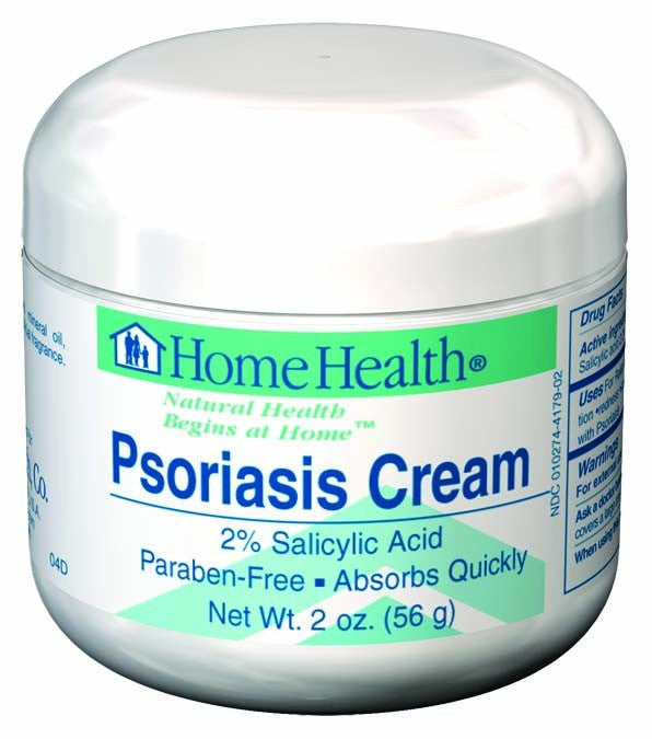 Dietary Supplement - Home Health Psoriasis Cream 2 OZ