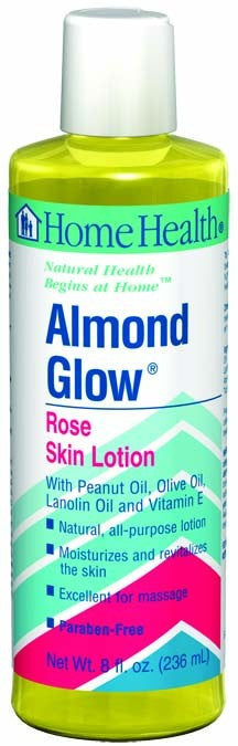 Dietary Supplement - Home Health Rose Glow Skin Lotion 8 OZ