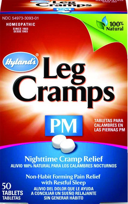 Dietary Supplement - Hylands Leg Cramp PM 50 TAB