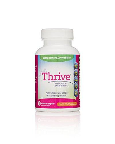 Dietary Supplement - Just Thrive Probiotic & Antioxidant - 30 Capsules