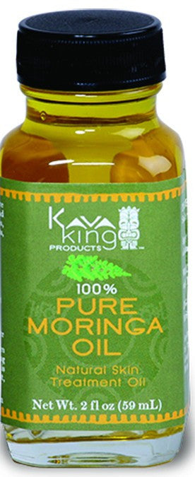 Dietary Supplement - Kava King Pure Moringa Oil 2 OZ