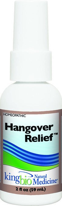 Dietary Supplement - King Bio Hangover Relief 2 OZ
