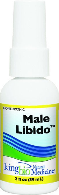 Dietary Supplement - King Bio Male Libido 2 OZ