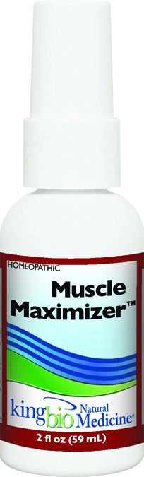 Dietary Supplement - King Bio Muscle Maximizer 2 OZ
