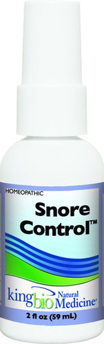 Dietary Supplement - King Bio Snore Control 2 OZ