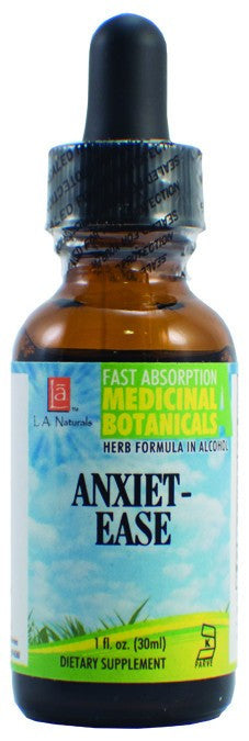 Dietary Supplement - LA Naturals Anxiet-Ease 1 OZ