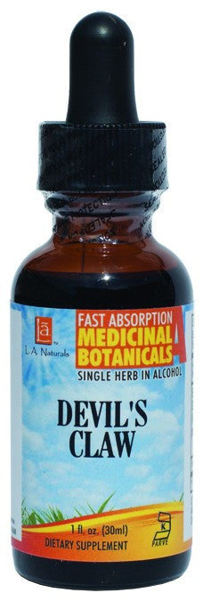 Dietary Supplement - LA Naturals Devil's Claw 1 OZ