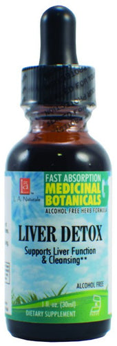 Dietary Supplement - LA Naturals Liver Complex Glycerine 1 OZ