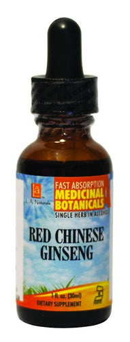 Dietary Supplement - LA Naturals Red Chinese Ginseng 1 OZ