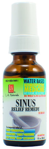 Dietary Supplement - LA Naturals Sinus Relief Remedy 1 OZ