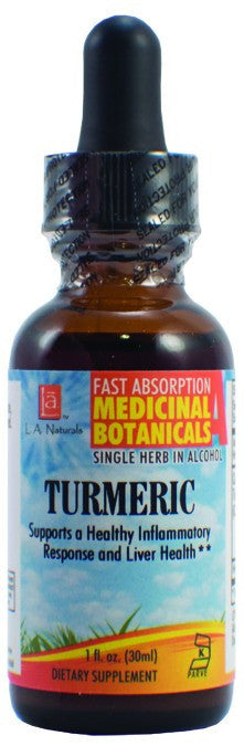 Dietary Supplement - LA Naturals Turmeric 1 OZ
