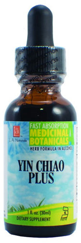 Dietary Supplement - LA Naturals Yin Chiao Plus 1 OZ