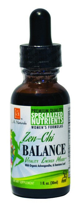 Dietary Supplement - LA Naturals Zen-Chi Balance 1 OZ