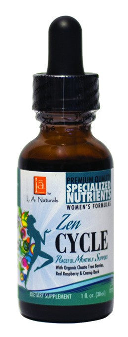 Dietary Supplement - LA Naturals Zen Cycle Alcohol Free 1 OZ
