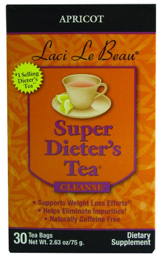 Dietary Supplement - Laci Le Beau Apricot Tea 30 CT