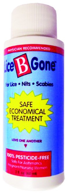 Dietary Supplement - LiceBGone 1 Treatment 2 OZ