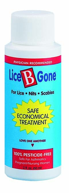 Dietary Supplement - LiceBGone 2 Treatment Size 4 OZ
