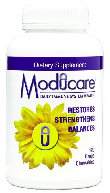 Dietary Supplement - Moducare Immune Grape Chewable 120 Count