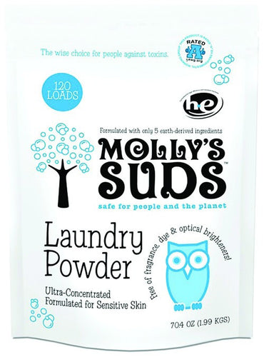 Dietary Supplement - Molly's Suds Laundry Powder 120 LD