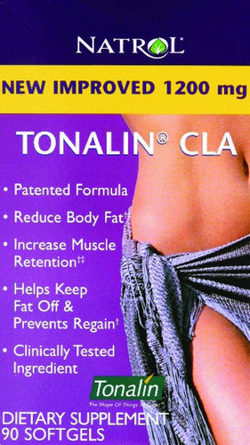 Dietary Supplement - Natrol Tonalin CLA 1200mg 90 CAP