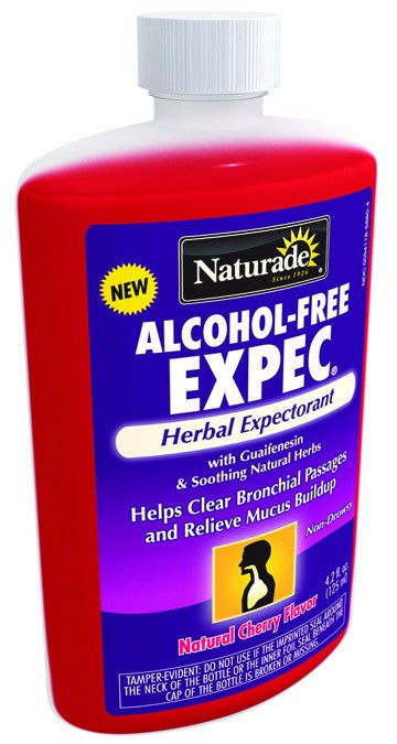 Dietary Supplement - Naturade Herbal Expectorant Cherry 4.2 OZ