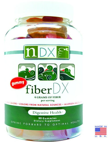 Dietary Supplement - Natural Dynamix Fiber DX Gummy 80 Count