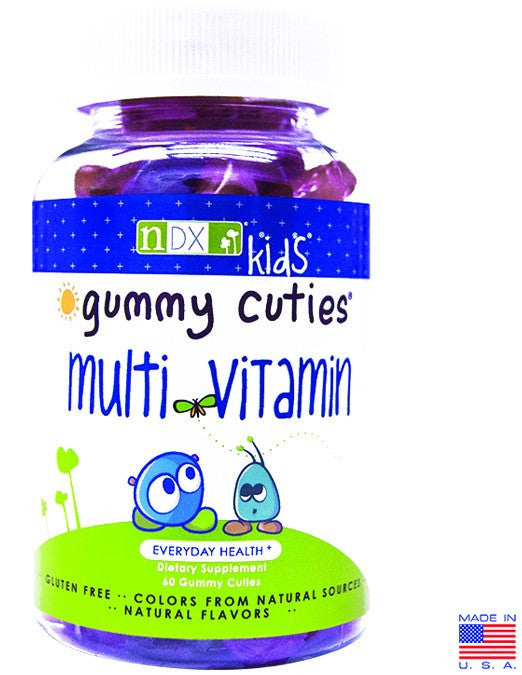 Dietary Supplement - Natural Dynamix Gummy Kids Multi-Vitamins 60 Count