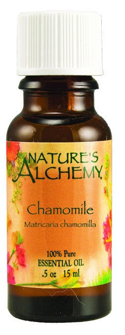 Dietary Supplement - Nature's Alchemy Chamomile .5 OZ Essential Oil