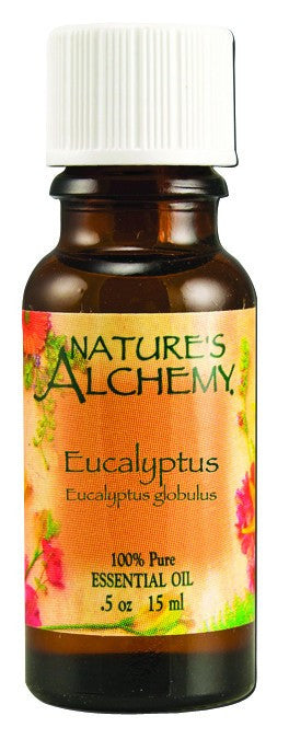 Dietary Supplement - Nature's Alchemy Eucalyptus .5 OZ Essential Oil