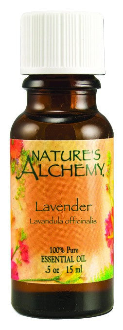 Dietary Supplement - Nature's Alchemy Lavender .5 OZ Essential Oil