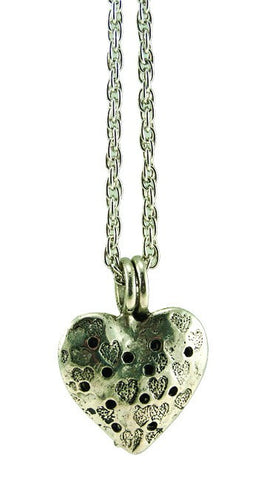 Dietary Supplement - Nature's Alchemy Necklace - Heart Pendant