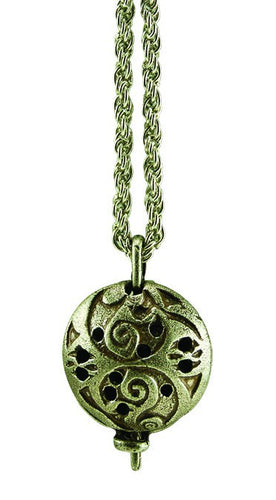 Dietary Supplement - Nature's Alchemy Necklace - Oriental Dome Pendant