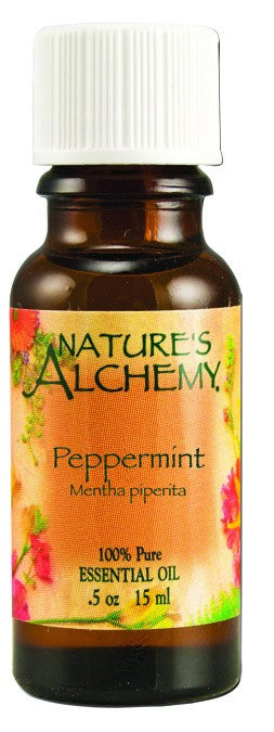 Dietary Supplement - Nature's Alchemy Peppermint .5 OZ Essential Oil